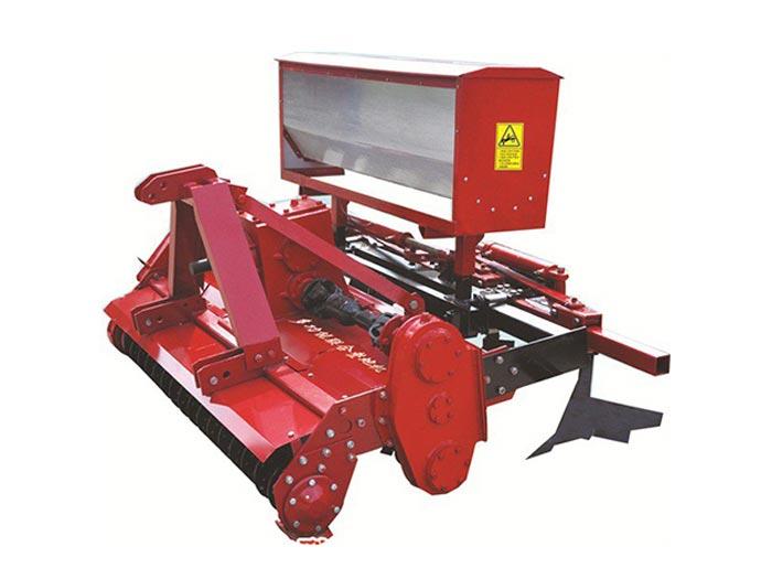 1GZM-D3型灭茬旋耕起垄施肥整地机