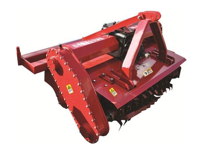 1GZM-D2型液压可调式灭茬旋耕起垄整地机